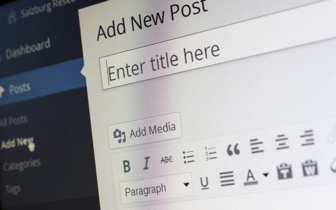 Bevezetés a WordPress-be, ismerd meg a legnépszerűbb tartalomkezelőt!
