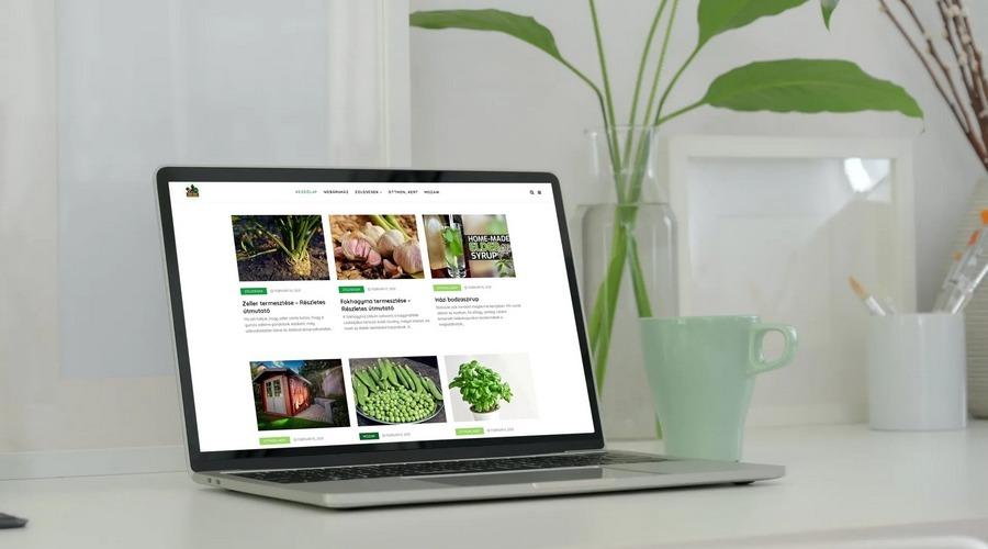 zöldségtermesztés